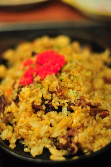 Japanese Beef Fried Rice